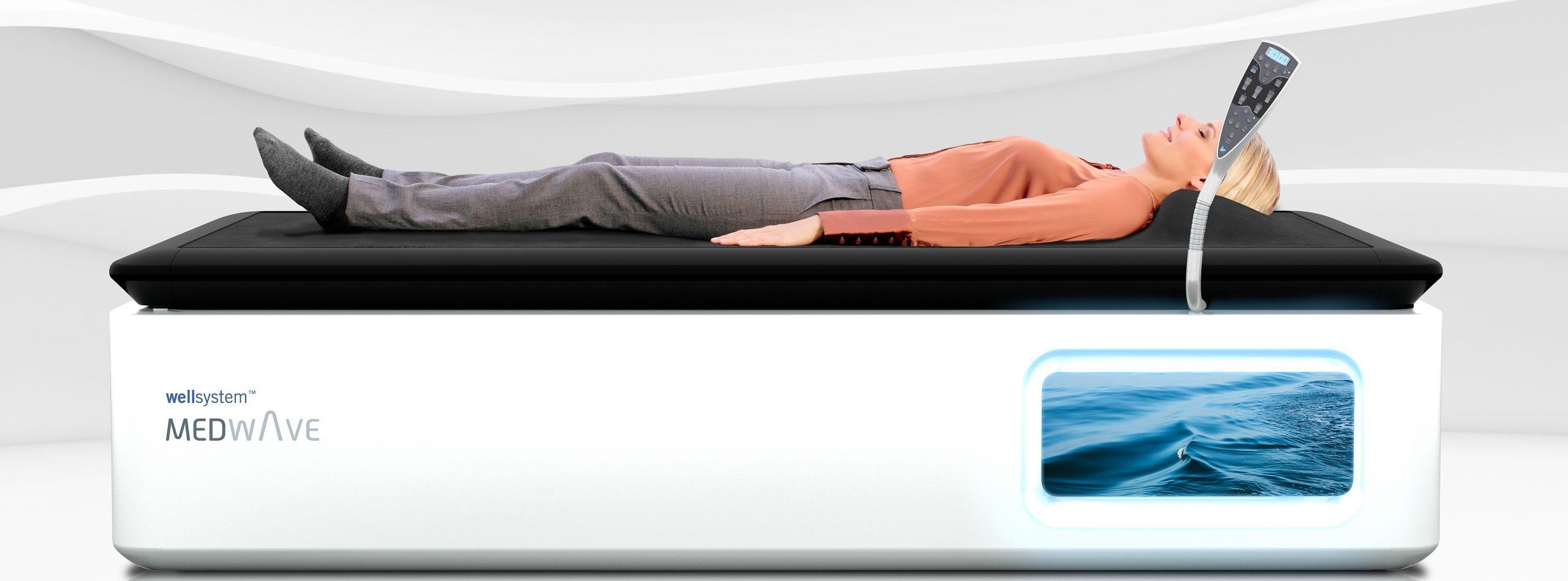 Medwave-Massage - Hydrojet der neuesten Generation in